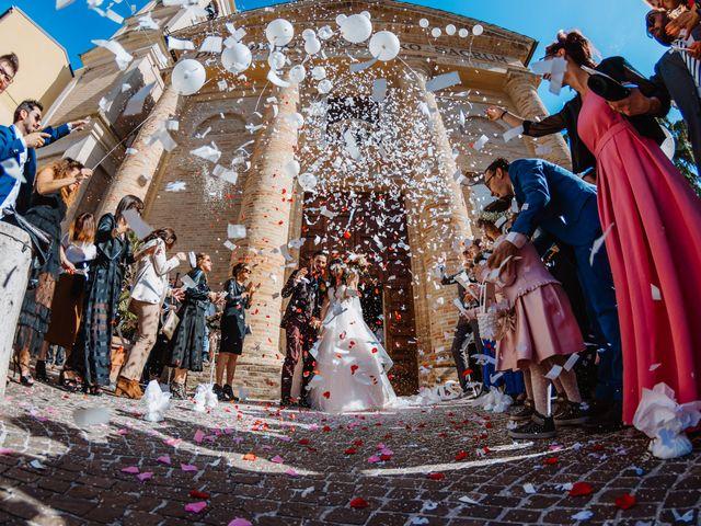 Il matrimonio di Silvia e Mattia a Macerata, Macerata 26