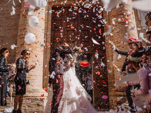 Il matrimonio di Silvia e Mattia a Macerata, Macerata 27