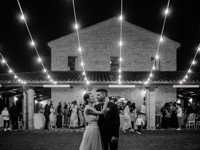 Il matrimonio di Antonio e Debora a Rimini, Rimini 80