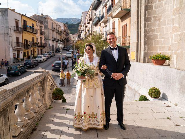 Il matrimonio di Vadim e Eugenia a Piana degli Albanesi, Palermo 38
