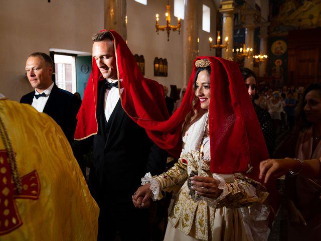 Il matrimonio di Vadim e Eugenia a Piana degli Albanesi, Palermo 40