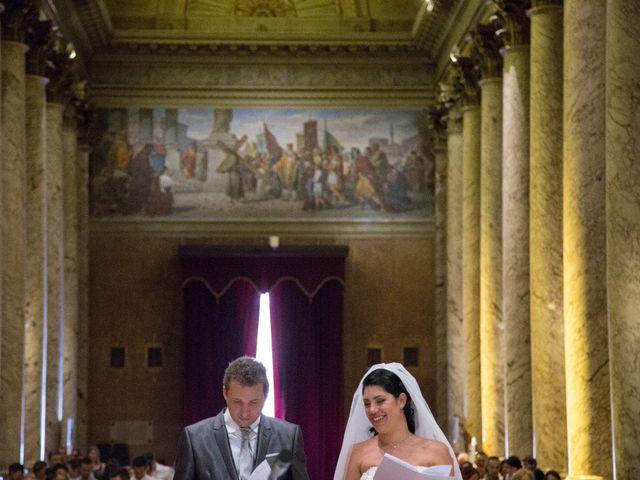 Il matrimonio di Vincenzo e Lucia a Meldola, Forlì-Cesena 3