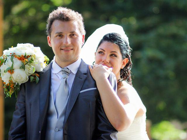 Il matrimonio di Vincenzo e Lucia a Meldola, Forlì-Cesena 4