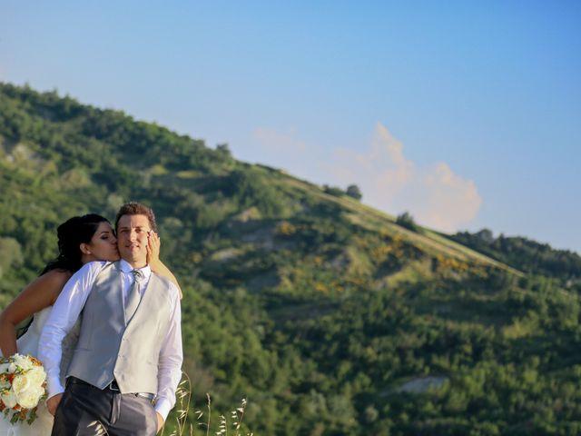 Il matrimonio di Vincenzo e Lucia a Meldola, Forlì-Cesena 7