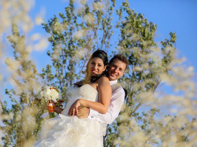 Il matrimonio di Vincenzo e Lucia a Meldola, Forlì-Cesena 8