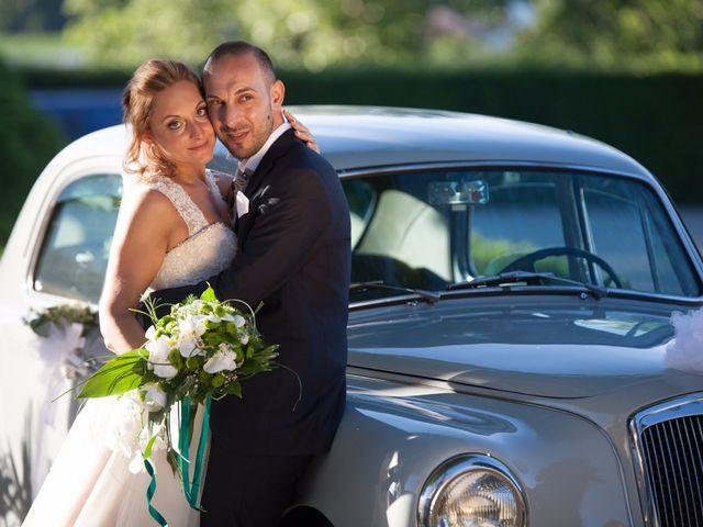 Il matrimonio di Mauro e Laura a Busto Arsizio, Varese 15