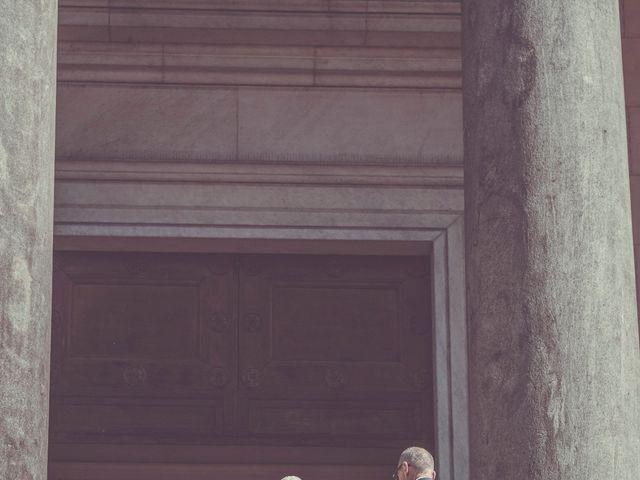 Il matrimonio di Mario e Cecilia a San Giorgio Canavese, Torino 33
