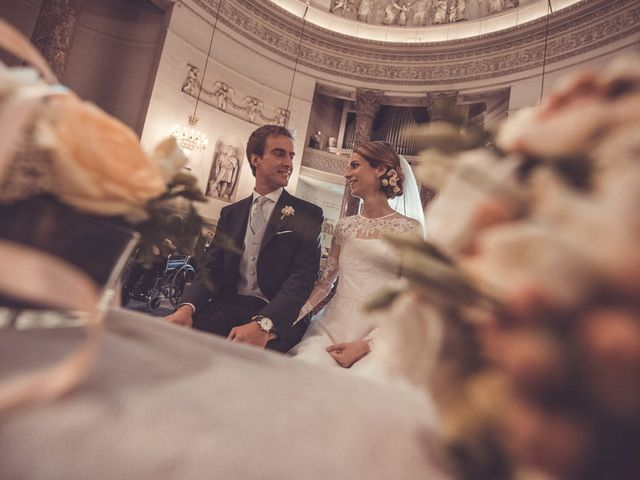 Il matrimonio di Mario e Cecilia a San Giorgio Canavese, Torino 35