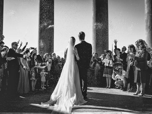 Il matrimonio di Mario e Cecilia a San Giorgio Canavese, Torino 1