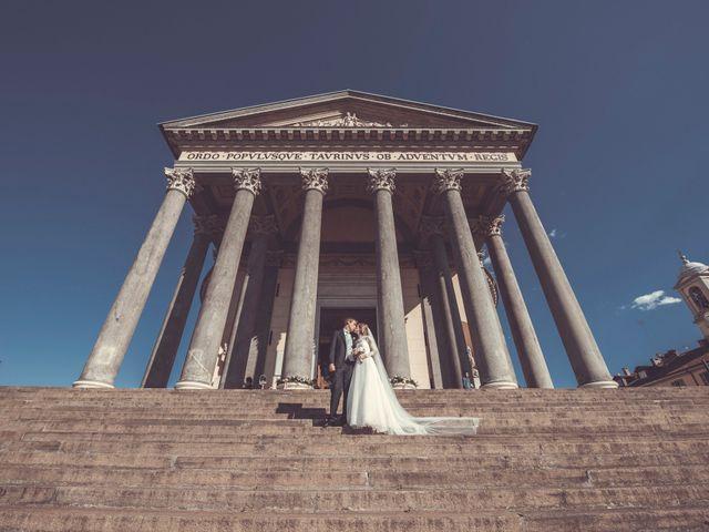 Il matrimonio di Mario e Cecilia a San Giorgio Canavese, Torino 43