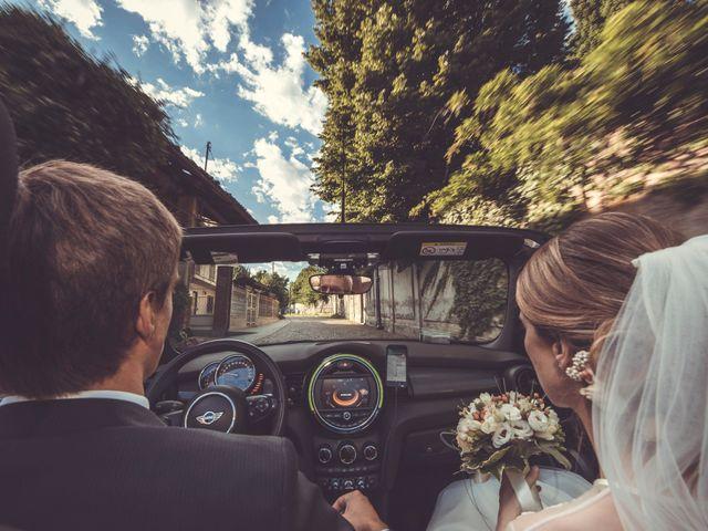 Il matrimonio di Mario e Cecilia a San Giorgio Canavese, Torino 2
