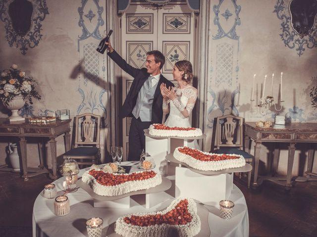 Il matrimonio di Mario e Cecilia a San Giorgio Canavese, Torino 64