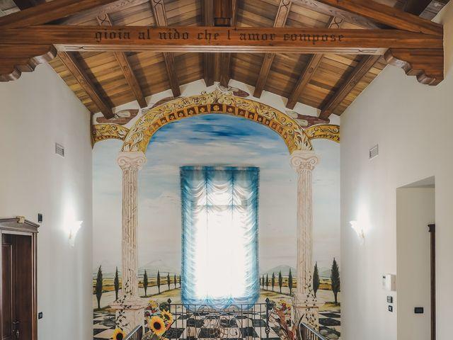 Il matrimonio di Teddy e Tabita a Merlara, Padova 3