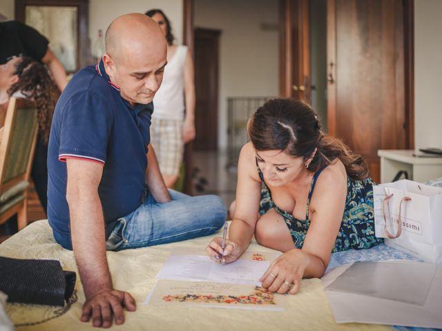 Il matrimonio di Teddy e Tabita a Merlara, Padova 2