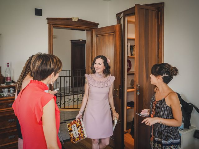 Il matrimonio di Teddy e Tabita a Merlara, Padova 5