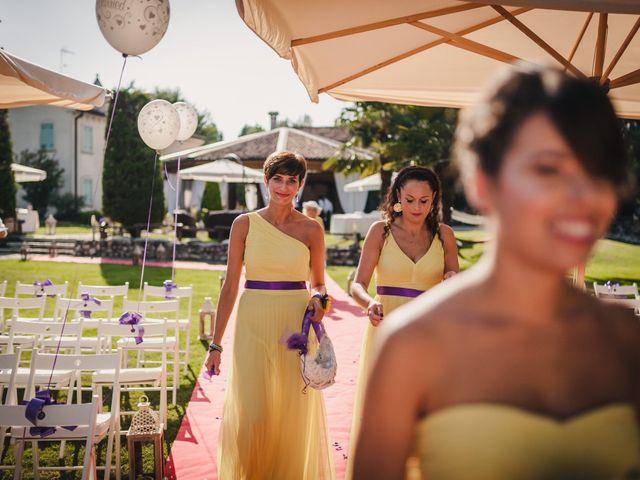 Il matrimonio di Teddy e Tabita a Merlara, Padova 14