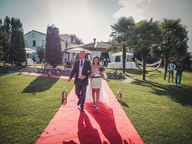 Il matrimonio di Teddy e Tabita a Merlara, Padova 16
