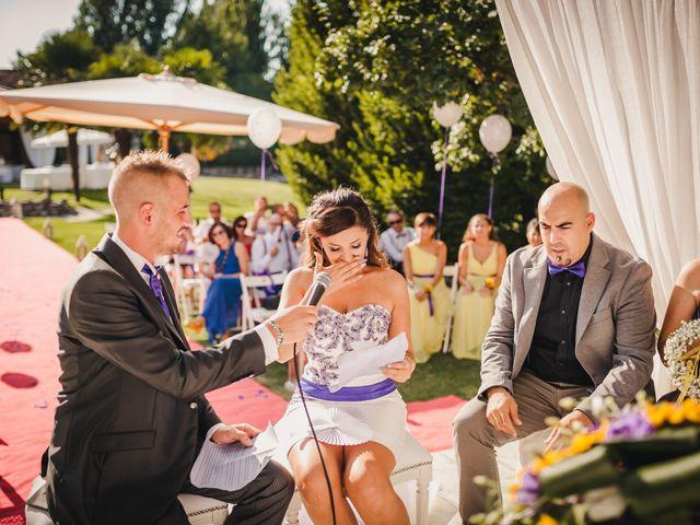 Il matrimonio di Teddy e Tabita a Merlara, Padova 18