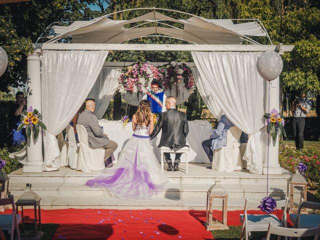 Il matrimonio di Teddy e Tabita a Merlara, Padova 19
