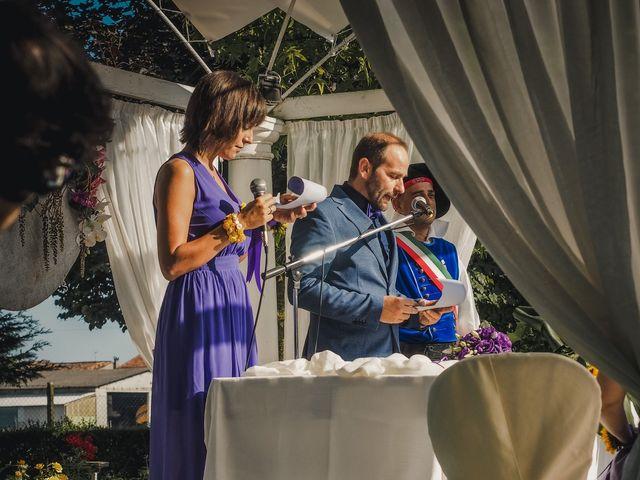 Il matrimonio di Teddy e Tabita a Merlara, Padova 21