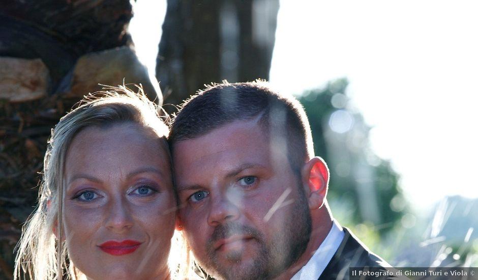 Il matrimonio di antonio e silvia a Roma, Roma