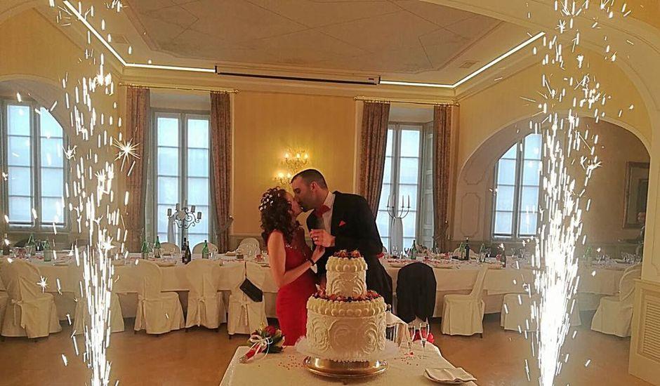 Il matrimonio di Celenia e Michele a Cortenuova, Bergamo