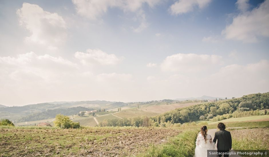 Il matrimonio di Marco e Silvia a Rosignano Monferrato, Alessandria
