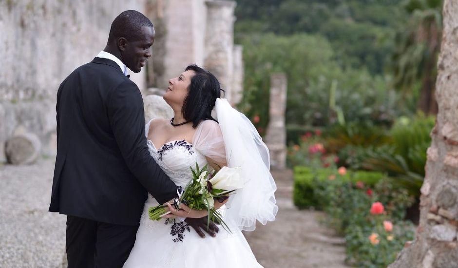 Il matrimonio di Ibra e Eliana a Villafranca Tirrena, Messina