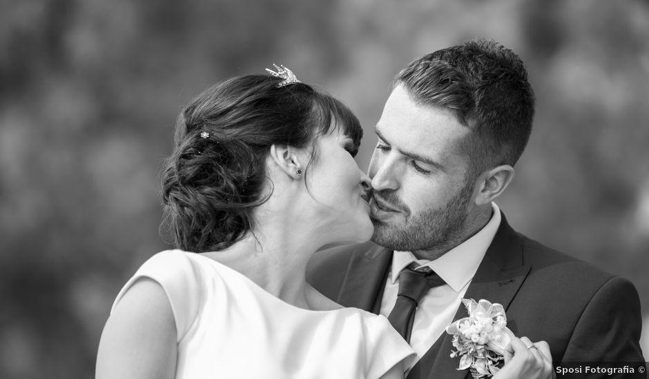 Il matrimonio di Rory e Chelsie a Torri del Benaco, Verona