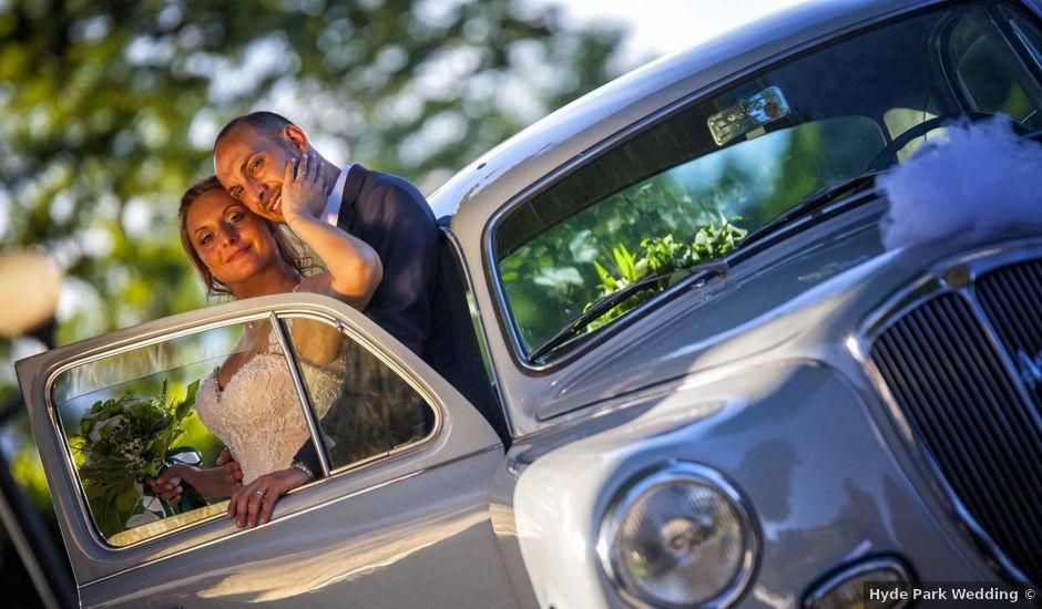 Il matrimonio di Mauro e Laura a Busto Arsizio, Varese