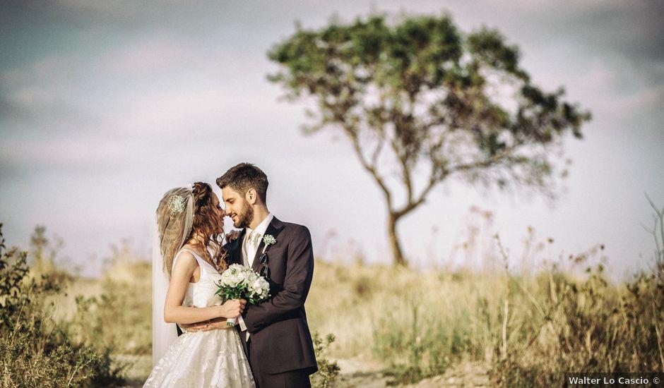 Il matrimonio di Sara e Andrea a Caltanissetta, Caltanissetta