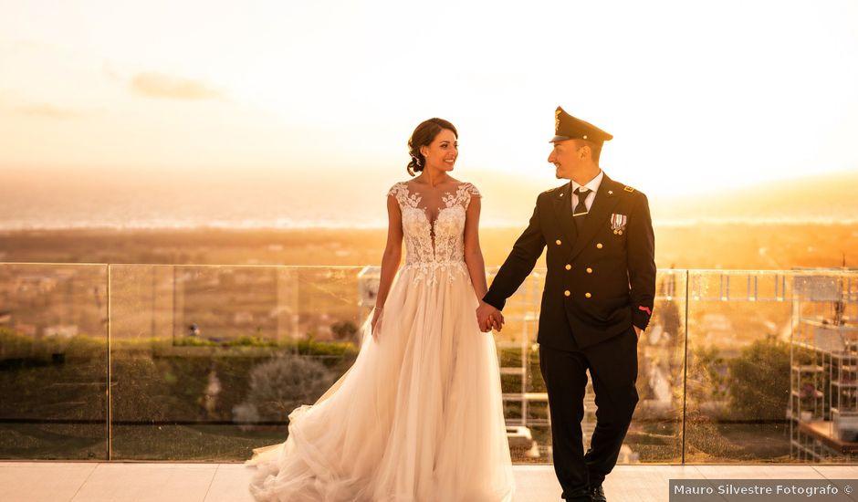 Il matrimonio di Giovanna e Paolo a Pozzuoli, Napoli