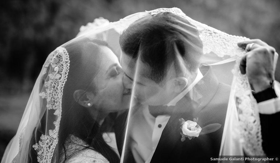 Il matrimonio di Junior e Paulina a Riva di Solto, Bergamo