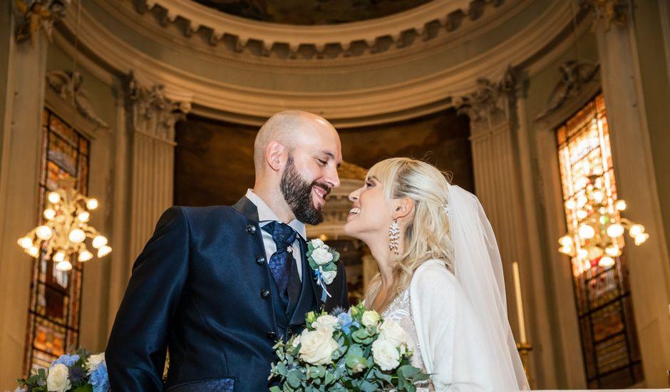 Il matrimonio di Cristian e Alessia a Pisogne, Brescia