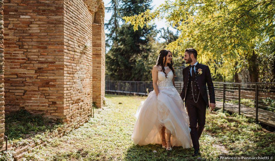 Il matrimonio di Silvia e Mattia a Macerata, Macerata