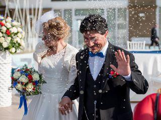 Le nozze di Maria Grazia e Carlo 2