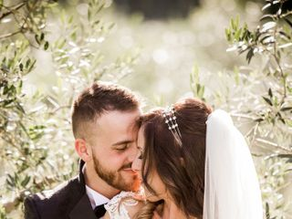 Le nozze di Ginevra e Matteo