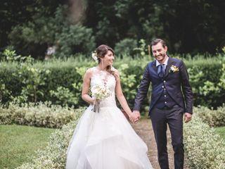 Le nozze di Laura e Etienne