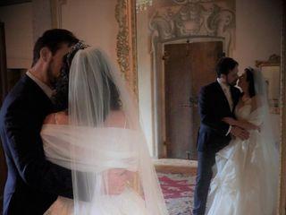 Le nozze di Romina e Paul 1