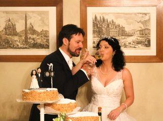 Le nozze di Romina e Paul
