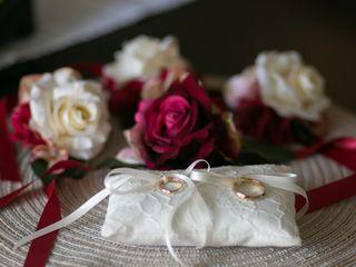 Le nozze di Justine e Michele 2