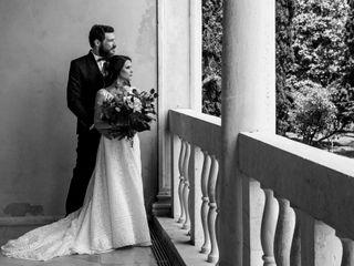 Le nozze di Justine e Michele