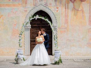 Le nozze di Giulia e Giovanni
