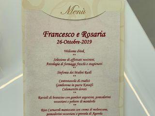Le nozze di Rosaria  e Francesco  3
