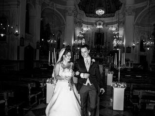 Le nozze di Giorgia e Domenico