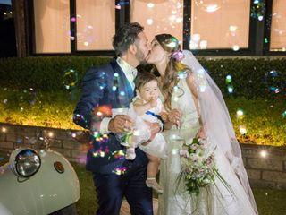 Le nozze di Arianna e Michele