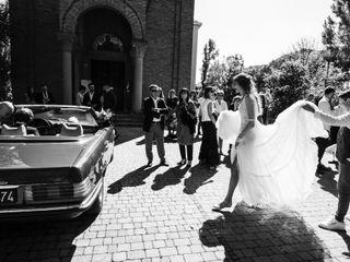 Le nozze di Gaia e Francesco 1