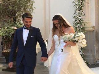 Le nozze di Roberta e Luigi 1