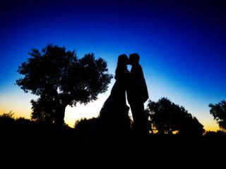 Le nozze di Nicola e Rowena