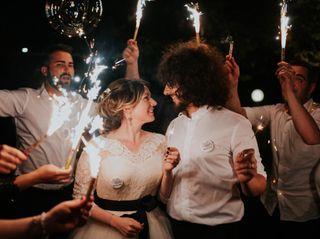 Le nozze di Stella e Andrea